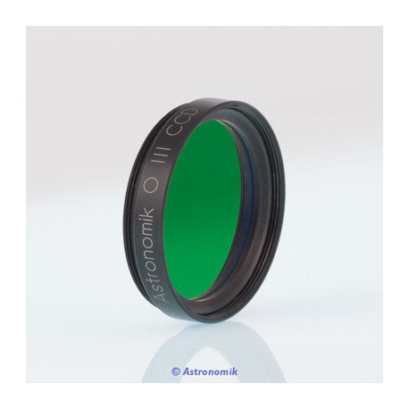 Astronomik OIII 12nm CCD Filter 31.8 mm