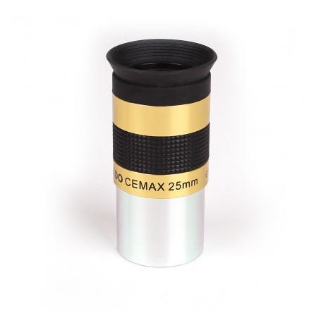 "Coronado Cemax 25 mm eyepiece with 31.8mm / 1.25"" barrel"