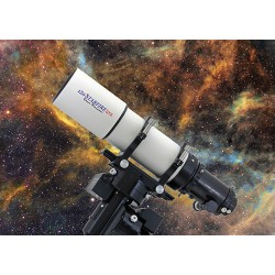 Astro-Physics 130 Starfire GTX OTA apochromatic refractor with rings and Losmandy dovetail plate