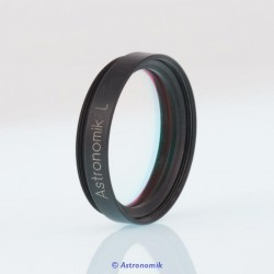 "Astronomik L-2 Luminance filter 1.25"" / 31.8 mm mounted"