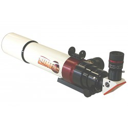Lunt LS80THA/B1800FTPT H-Alpha solar telescope with FeatherTouch focuser