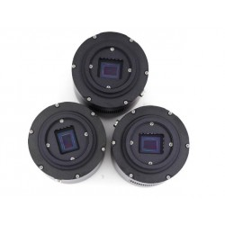QHYCCD QHY 163C ColdMOS colour camera with active cooling system