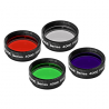 Set Meade n. 2 di filtri colorati 31.8 mm Serie 4000
