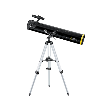 Telescopio riflettore Newton National Geographic 114/900 altazimutale