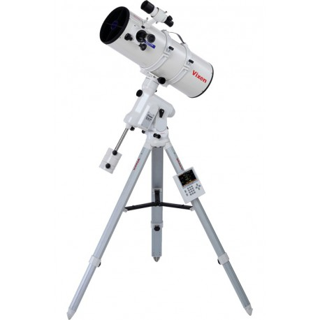 Newton Reflector R200Ss Equatorial Mount On Computer Sxp