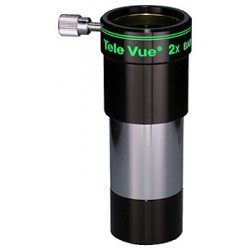 TeleVue Barlow lens 2x barrel 31.8 mm