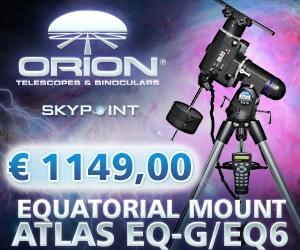 Orion Atlas EQ-G equatorial mount