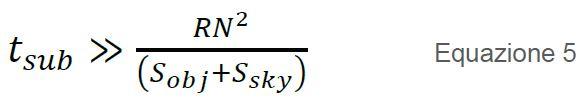 Equazione 5