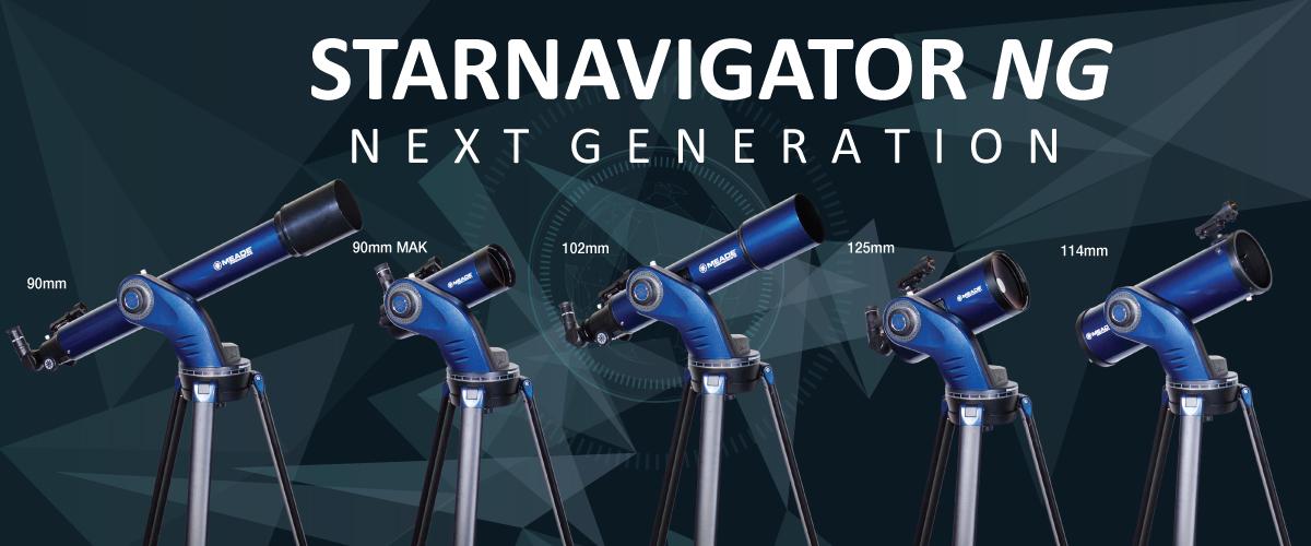Telescopi Meade StarNavigator NG