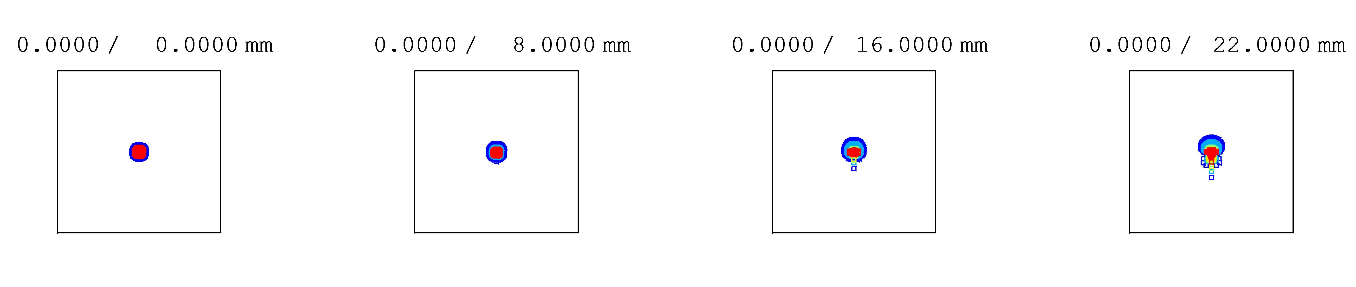 Spot diagram FSQ85 con spianatore