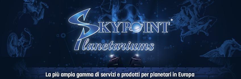 Skypoint planetariums